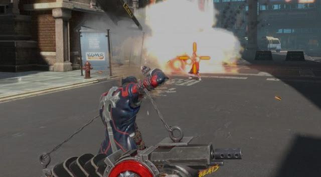 ستأتي لعبة الواقع الافتراضي  GUNGRAVE VR  من Playstation رسميًا إلى جهاز الكمبيوتر يوم 6 مارس 2019 - AlgerianO Gamer