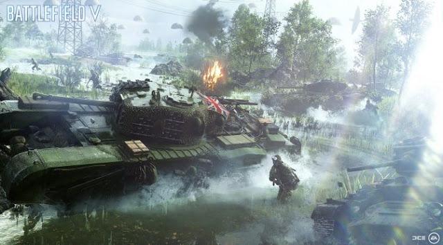 شاركت شركة Electronic Arts و DICE خريطة الطريق لعام 2019 لـ Battlefield 5 - AlgerianO Gamer